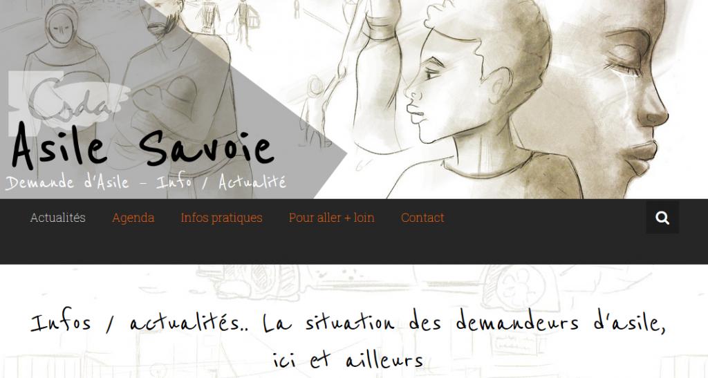Asile Savoie site
