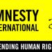 Rapport AMNESTY: la solidarité prise pour cible
